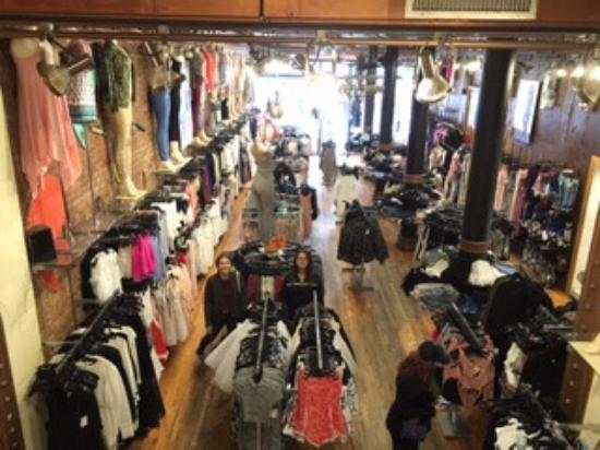Shop Gotham NYC Shopping Tours : Shopped until they dropped!
