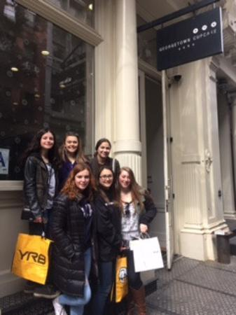 Shop Gotham NYC Shopping Tours : HAPPY SHOPPERS!