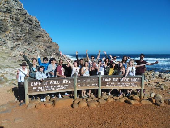 Cape Of Good Hope Bus Tour