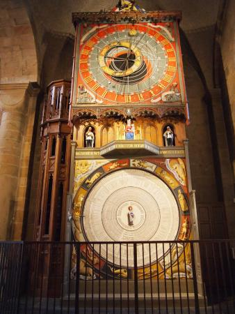 The astronomical clock - Horologium Mirabile Lundense
