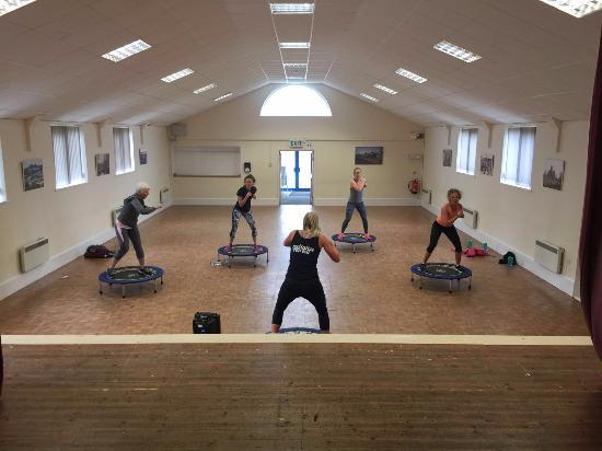 Revitalise fitness retreat