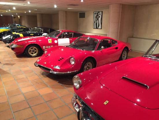 a4abf5f172 The Private Collection of Antique Cars of H.S.H. Prince Rainier III  Ferrari  collection.