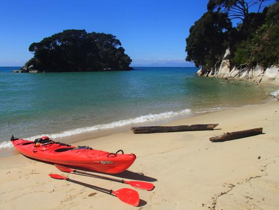 Marahau, New Zealand: Perfect