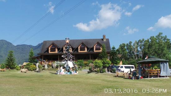 Campuestohan Highland Resort : I want to see more attractions next time i visit this theme park.