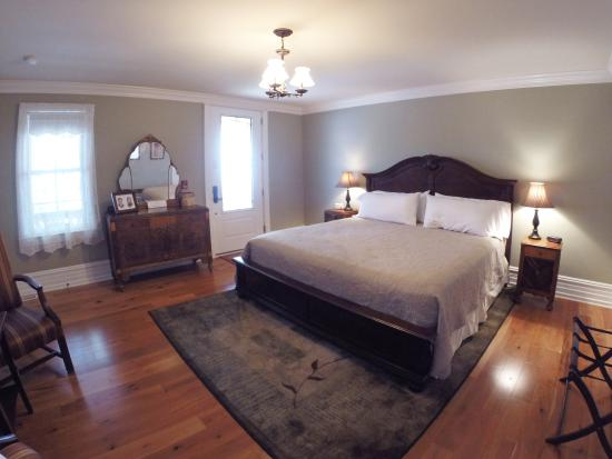 Main Street Inn: Gidcomb Suite