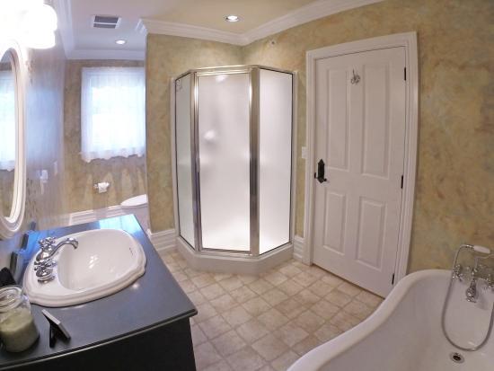 Kutztown, Pensilvania: Melot Suite Private Bath