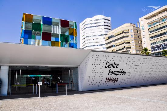 Museo Pompidou Malaga.The Entrance Picture Of Centre Pompidou Malaga Malaga Tripadvisor