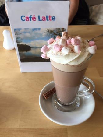 Cafe Latte: 'The Works'