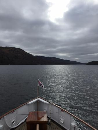 Bowness-on-Windermere, UK: Boat view 1