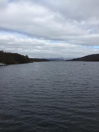 Bowness-on-Windermere, UK: Boat view 2