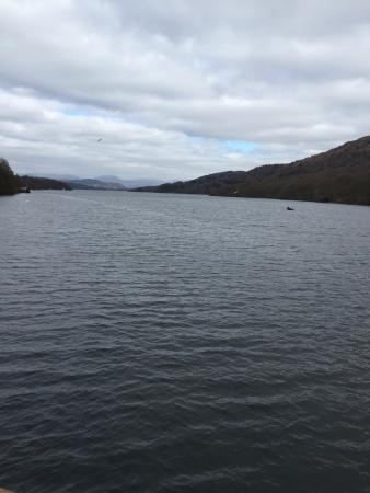 Bowness-on-Windermere, UK: Boat view 3