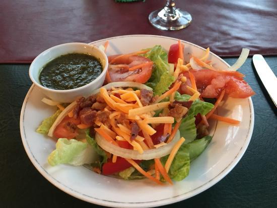 Higginsville, MO: Salad