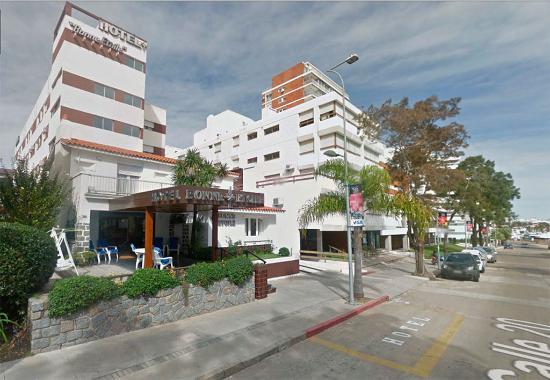 Bonne Etoile Hotel: Fachada Principal del Hotel