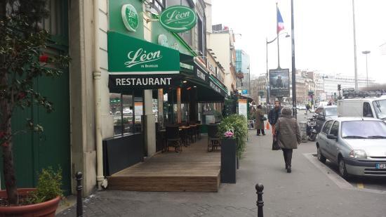 Photo de l on de bruxelles paris porte maillot paris tripadvisor - Restaurant fruit de mer porte maillot ...