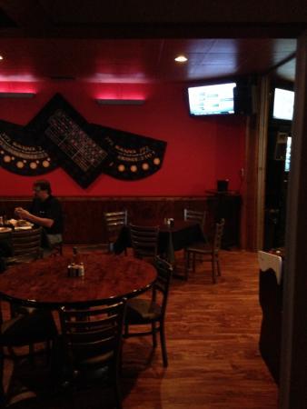 Inside Dining & Gaming