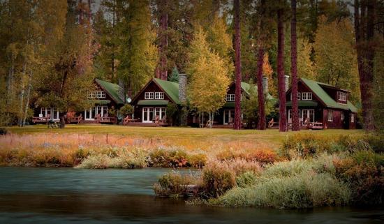 Metolius River Resort: Fall