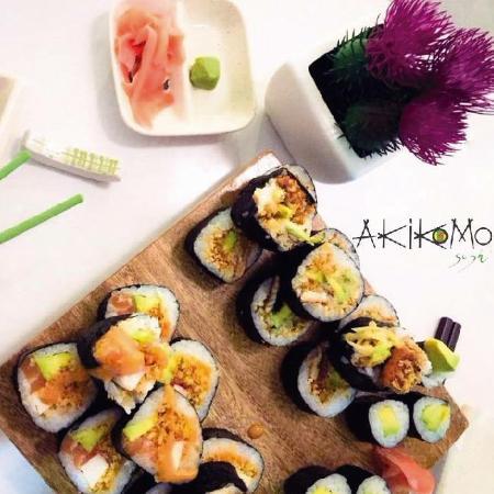 Akikomo Sushi restaurante en Santa Marta
