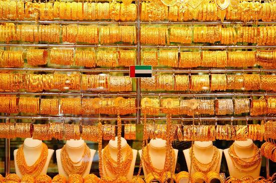 Arshi Jewellers to be avoided - Dubai Gold Souk, Dubai