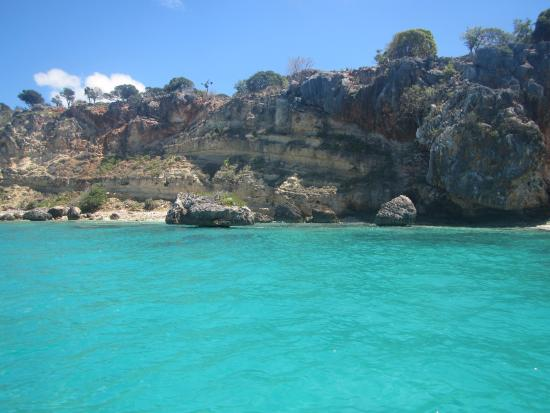 Oyster Pond, St-Martin/St Maarten : our second snorkeling stop