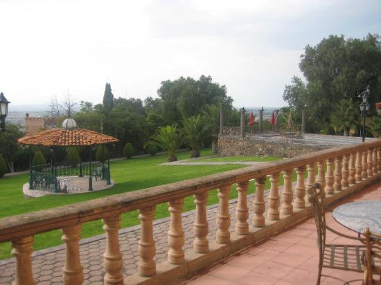 Mirador del Frayle Hotel: Zona de Alberca