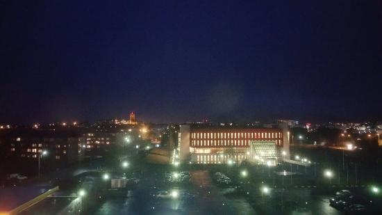 Window View - Radisson Blu Saga Hotel Photo