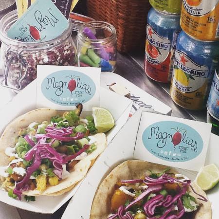 Boulder, UT: tacos!
