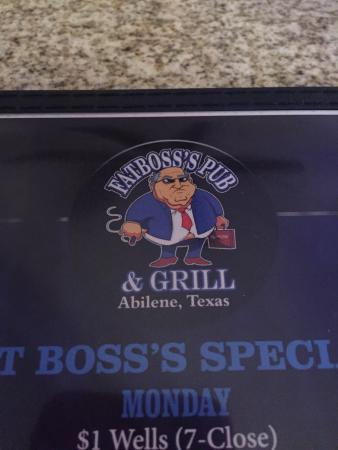 Fat Boss's Pub
