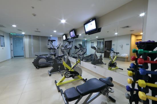 Hotel Ciudad de David: Gym