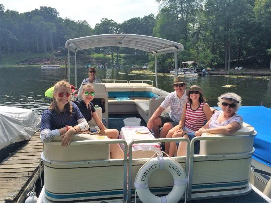 Portage Lakes Cruises