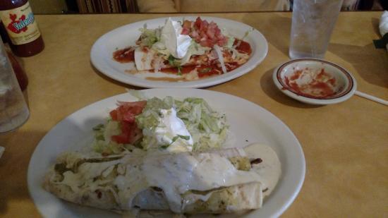 Avon Lake, OH: Burritos