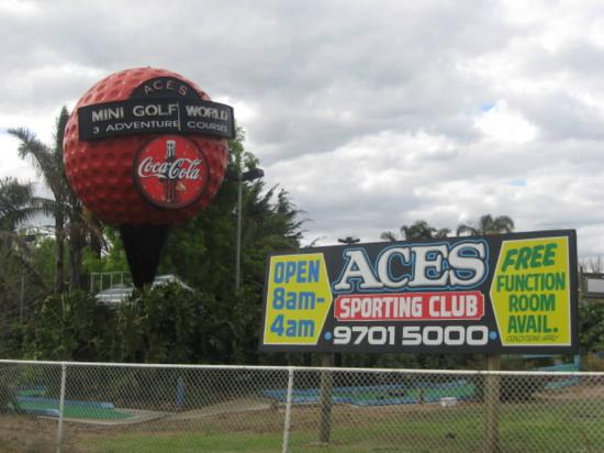 Aces Sporting Club