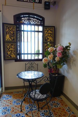 Ming Shou Boutique House: lobby
