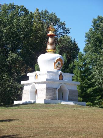 Glen Miller Park : Buddhist Temple
