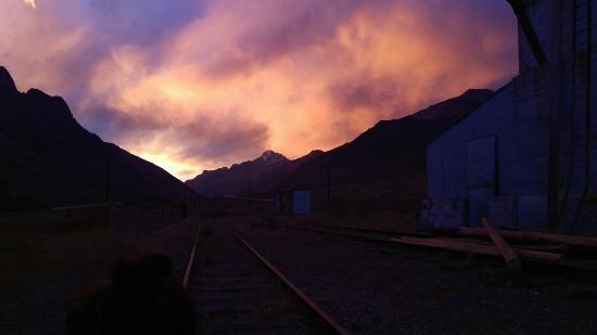 Refugio de Montana Mundo Perdido