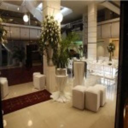 Hotel america bewertungen fotos ciudad ojeda venezuela for Salon los espejos