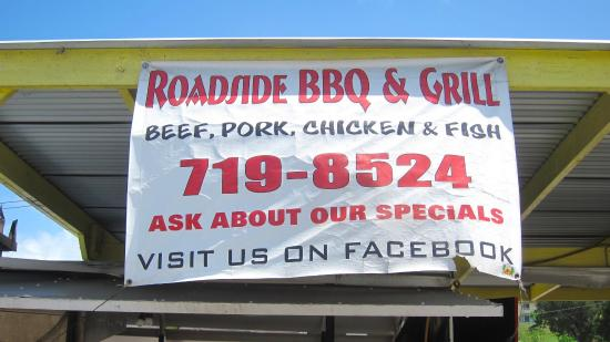 Roadside BBQ and Grill