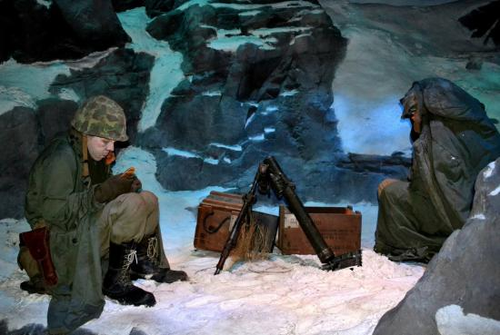 Triangle, VA: Toktong Pass and the Korean War recreation