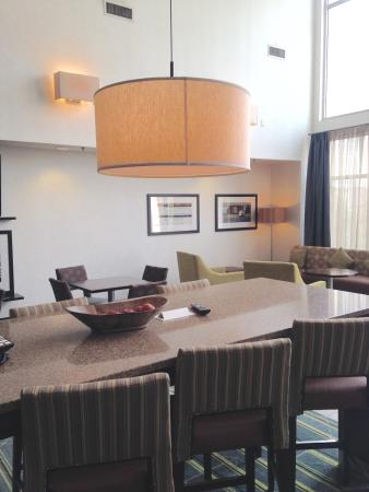 Hampton Inn and Suites Chicago/Lincolnshire: Lobby