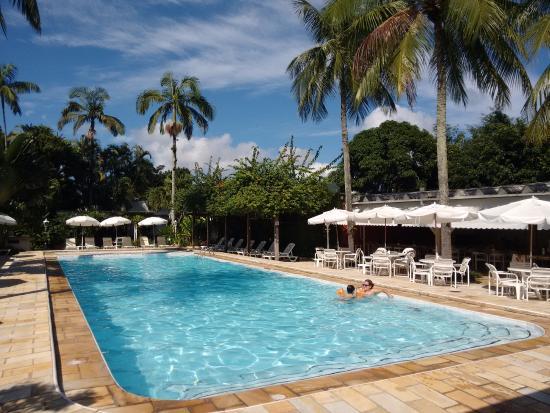 Ubatuba Palace Hotel Foto