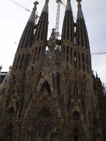 Sagrada Familia Tour With Towers Afternoon