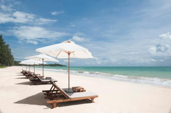Layana Resort and Spa: Beach