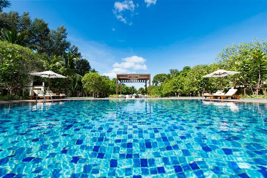 Layana Resort and Spa: Wellness Pool