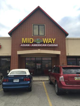 Midway Asian American Cuisine