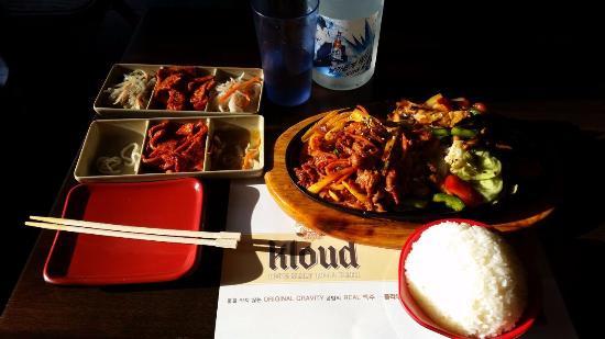 Coco Bang: BBQ Combo - Spicy Pork + Chicken Bulgogi