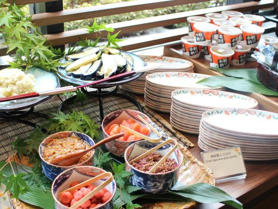 japanese benkay breakfast buffet picture of hotel nikko osaka rh tripadvisor co za