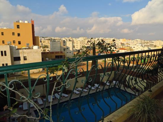 mariam hotel morning view from outside walkway near room picture rh tripadvisor com