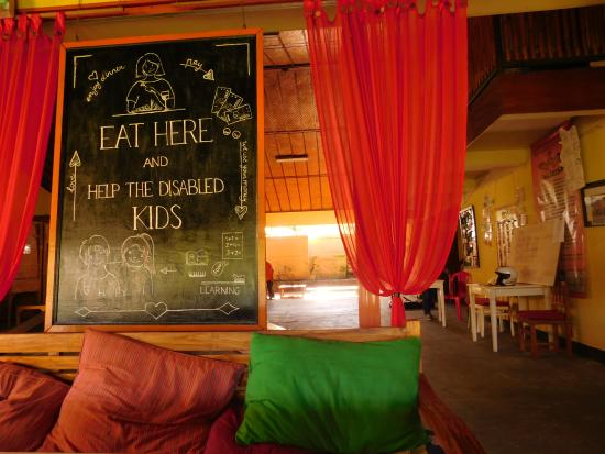Sjaki's Warung: Eat here top support education for mentally challenged children in Bali