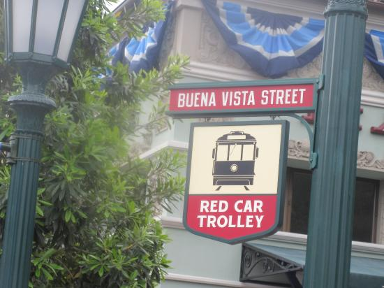 ‪Red Car Trolley‬