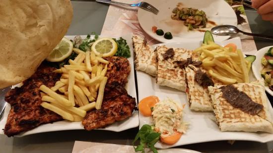 The Lebanese Corner
