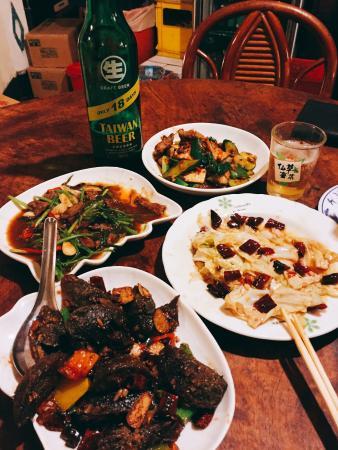 Acai Restaurant: stir fry